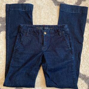 Kate Spade PlayHooky Trouser Jeans